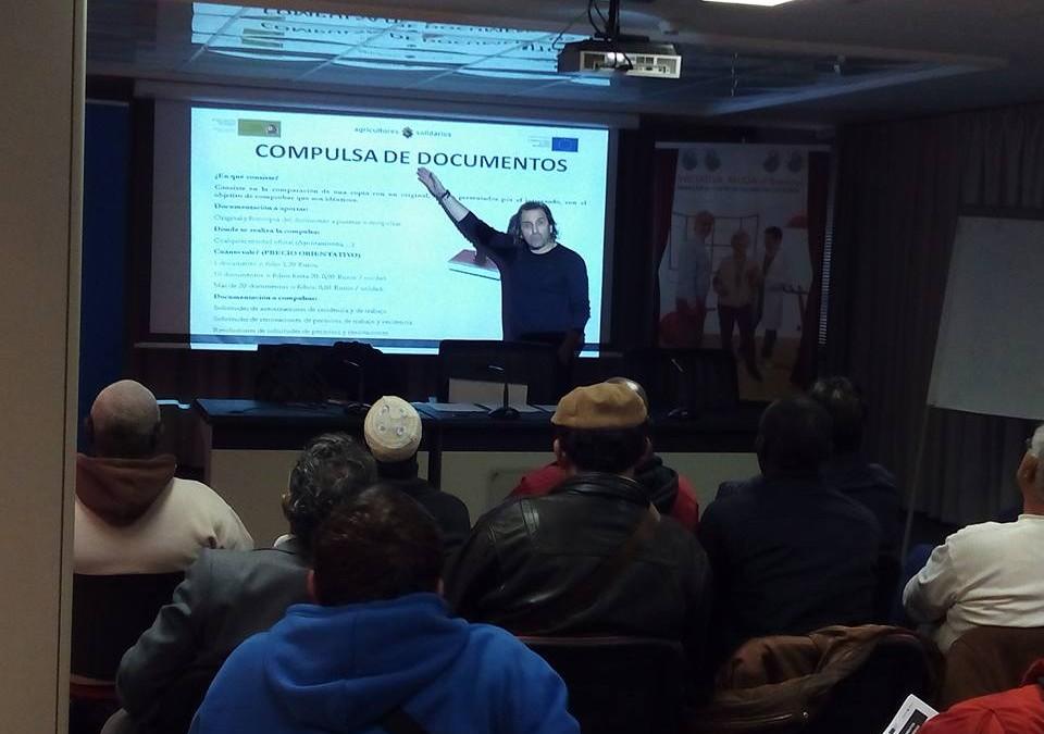 Seminari sobre procediments administratius al voltant de la immigració