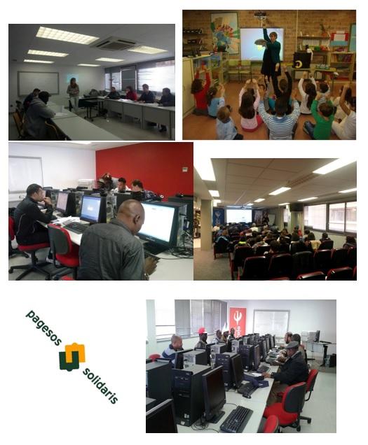 La Fundació Pagesos Solidaris busca voluntaris per participar en el Projecte Rural d'Acollida i Inserció (PRAI)