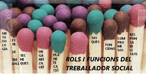 Descobreix els rols del treballador/a social als diferents serveis de les entitats de Lleida