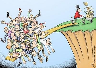 Desmesura, desigualdad, crisis, género y trabajo social