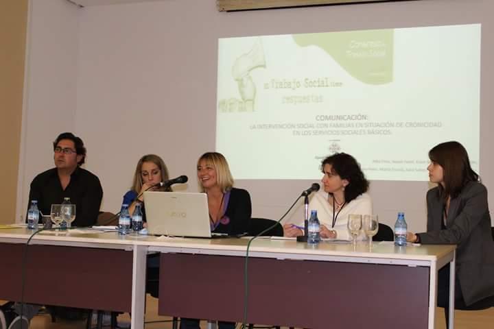 Comunicacions al II congrés de Treball social de Màlaga