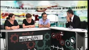 La pobresa entra cada vegada a més cases de Lleida
