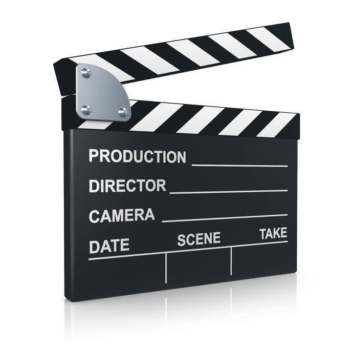 Un trabajo social de cine